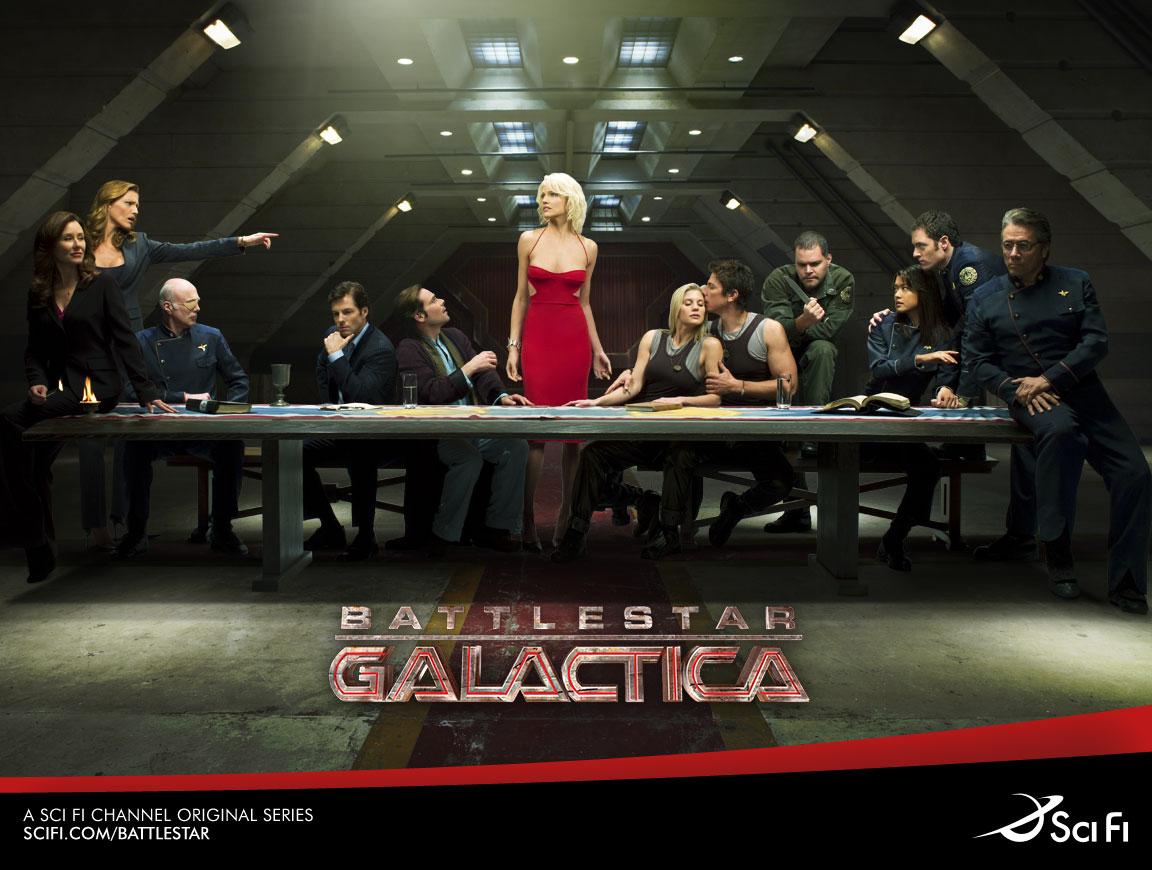 Сериал Battlestar Galactica превратится в online-игру